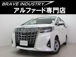 トヨタ アルファード 2.5 X 新車 LEDヘッド Dオ-ディオ 両側電動スラ