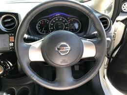 ◆このハンドルを握って、たくさん思い出を作ってください♪運転はもちろん安全運転でお願いします☆