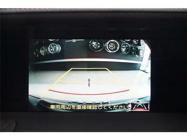 ◆バックカメラ(パークセンサー付)