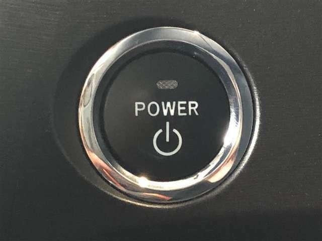 このボタン一つでエンジンのスタート、ストップが出来る便利なアイテムです。