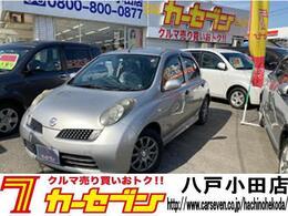 日産 マーチ オーテック 12SR マニュアル 車高調 1200cc
