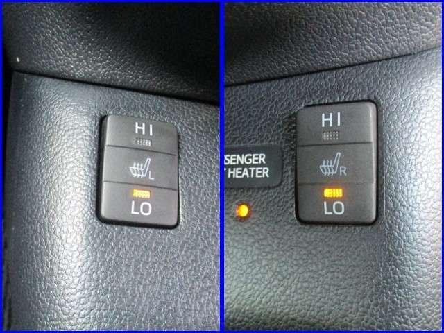 ★シ-トヒ-タ-★寒い日はシ-トを温めて快適な運転をサポ-トしてくれます。