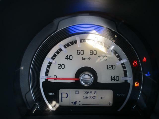 燃費のいい運転状態が色で分かるステータスインフォメーションランプ
