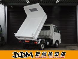 ダイハツ ハイゼットトラック ハイゼットダンプ ダンプアップ/エアコン/パワステ/4WD