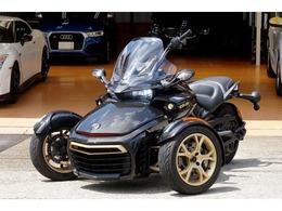 輸入車その他 BRP can-am spyder BRP can-am SPYDER F3-S 普通免許可 2人乗 D車 カナダ