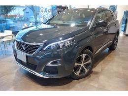 プジョー 3008 GTライン ブルーHDi サンルーフ 燃費改善モデル 新車保証