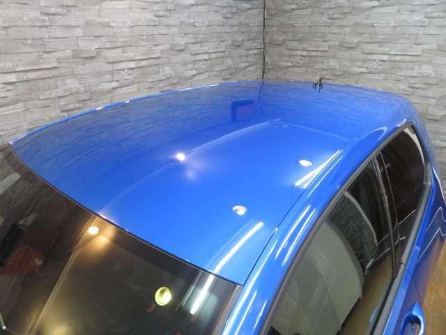 ガラスコーティング施工車の為雨染み等も無くとても綺麗なコンディション!