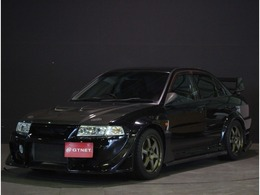 三菱 ランサーエボリューション 2.0 GSR VI 4WD ラリーアートサスペンション