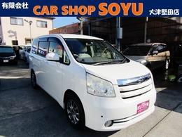 トヨタ ノア 2.0 X Lセレクション サイドリフトアップシート装着車 /両側電動/ナビ/フロント・サイドカメラ