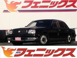 トヨタ センチュリー 5.0 デュアルEMVパッケージ装着車 黒革シートメーカーツインナビパワーシート