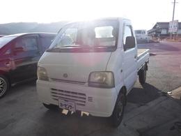 スズキ キャリイ 660 KA(パワーステアリング付) 3方開 4WD エアコン