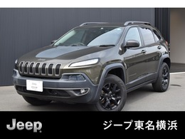 ジープ チェロキー ウォーリアー 4WD 認定中古車保証1年付き