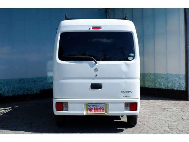 お買い得の『エブリイ660PC ハイルーフ5AGS車』が入庫しました!☆一般道、高速道路、試運転実施済みです!ご試乗も可能です☆