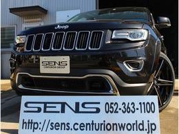 ジープ グランドチェロキー リミテッド 4WD LEXANI22AW 黒革 BCDオーバーフェンダー