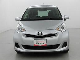 小型車ラクティスの福祉車両となります。