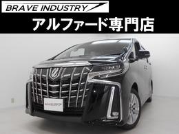 トヨタ アルファード 2.5 S 新車 7人オットマン Dオ-ディオ 両電スラ