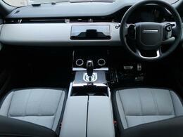 現行モデルのイヴォークを認定中古車でご紹介!実走行13kmの登録済未使用車となります!ドライブパック・スマートキー・プレミアムLED・TouchProDuo・スマートリアビューミラー・本革シート