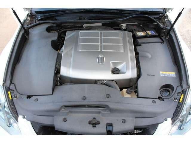 ◆2.5Lエンジン(レギュラーガソリン仕様)◆タイミングチェーンの為、10万km毎の交換の必要はありません。