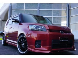 トヨタ カローラルミオン 1.5 G エアロツアラー LBコンプ フルエアロ ローダウン黒革調
