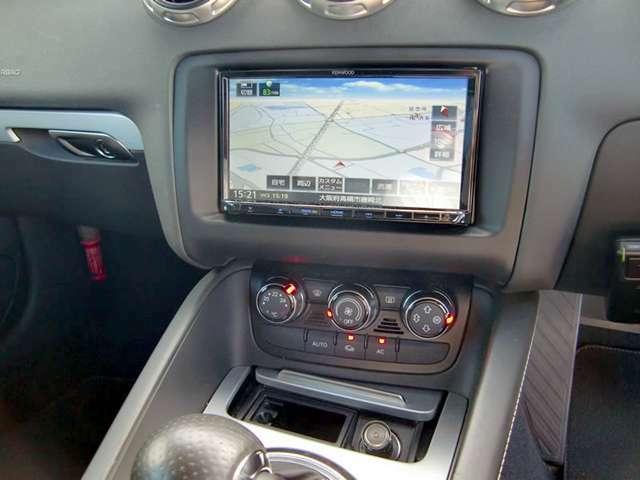 2019モデルKENWOOD MDV-M906HD装着-KENWOOD製前後カメラドライブレコーダDRV-MN940を装着しており走行中にカメラ映像が視聴可能です-勿論今や必須Bluetooth、スマートフォンとの接続もOKです♪(4CH地デジモデル)