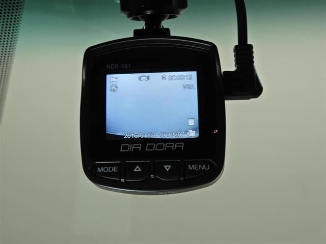 今人気のドライブレコーダー装備!事故の際に証拠を残せて安心です。
