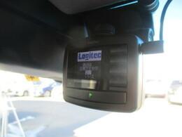 高性能ドライブレコーダー完備しています。