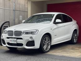BMW X4 xドライブ35i Mスポーツ 4WD アクティブクルーズ 黒革 360°カメラ
