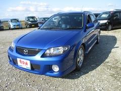 マツダ ファミリアS-ワゴン の中古車 1.5 RS 三重県鈴鹿市 25.0万円