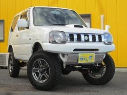 スズキ ジムニー 660 XG 4WD リフトアップ 新品バンパー 新品タイヤ