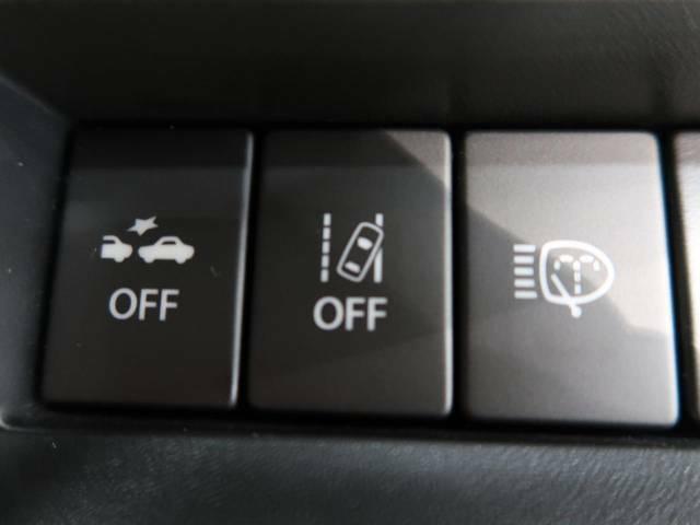 【車線逸脱警報】道路上の白(黄)線を認識し、意図せず走行中の車線からはみ出しそうになった時、メーター内の警告灯とブザーで注意喚起してくれる安心・安全機能です♪