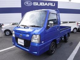 スバル サンバートラック 660 WRブルー リミテッド 三方開 4WD