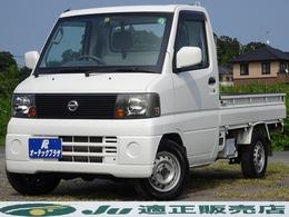 日産 クリッパートラック 660 DX 4WD 4WD 5速MT