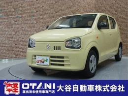 スズキ アルト 660 L 新品ナビ 軽自動車 衝突軽減装置付