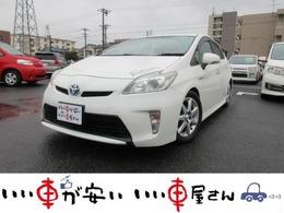 トヨタ プリウス 1.8 S 禁煙 ナビ TV Bミニター ETC 車検2年含