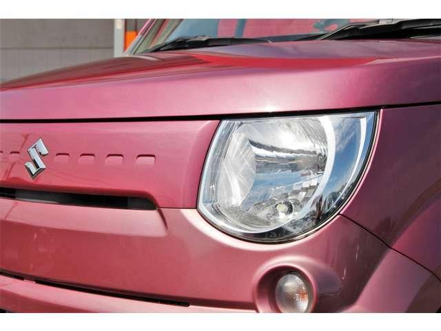 黄ばんでいてはカッコ悪いので全車ヘッドライトは磨いてあります!これだけで年式が新しく感じます!!