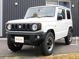 スズキ ジムニー 660 XC 4WD 届出済未使用車 オートマ車 LED