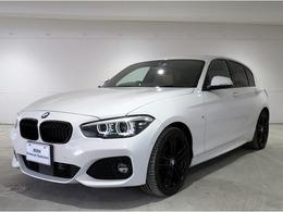 BMW 1シリーズ 118d Mスポーツ エディション シャドー LEDライト スマートキー ACC Bカメラ
