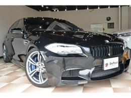 BMW M5 4.4 黒革・バックカメラ・電動シート