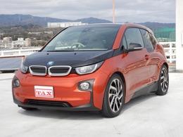 BMW i3 レンジエクステンダー 装備車 5年BSI パーキングサポートP ACC 1オナ