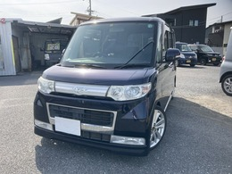 ダイハツ タント 660 カスタム X ナビTV アルミ TEIN車高調