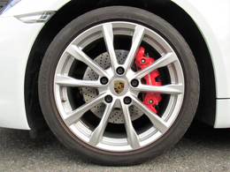 19-in Boxster Sホイール¥65,000