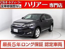 トヨタ ハリアー 2.0 エレガンス 黒H革/純正SDナビ/バックカメラ/LED/