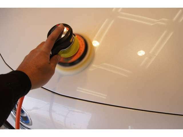Bプラン画像:ガラスコーティングで新車の輝き。オススメです!!