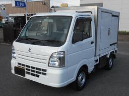 スズキ キャリイ 660 冷凍車 2WAY 4WD 半年5000K保証Bカメラキーレス