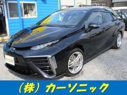 トヨタ MIRAI ベースモデル 法人ワンオーナー 禁煙車 Work18インチ