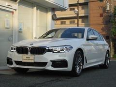 BMW 5シリーズ の中古車 523d xドライブ Mスピリット ディーゼルターボ 4WD 静岡県浜松市中区 498.0万円