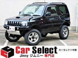 スズキ ジムニー 660 ワイルドウインド 4WD インタークーラーターボ リフトアップ