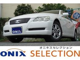 トヨタ マークX 2.5 250G Lパッケージ PスタSキーフルセグPシート純正アルミ