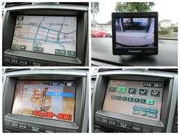 純正DVDナビが装備されております♪画面もクリアで運転中も確認しやすいです♪フルセグTVの視聴もお楽しみ頂けます♪バックカメラも付いているのでバックするときも安心です♪
