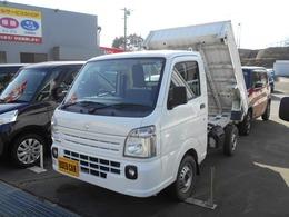 スズキ キャリイ 660 金太郎ダンプ 3方開 4WD 5速マニュアル